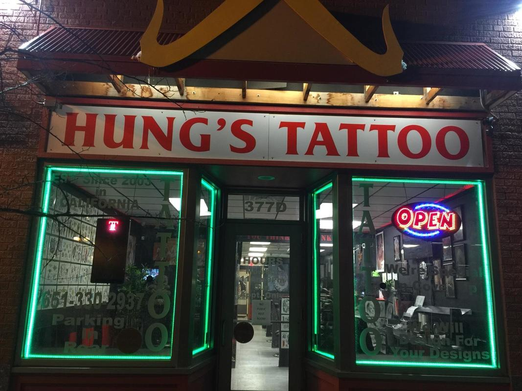 446054e25 Hung's Tattoo Parlor was found in San Diego, CA in 2003; providing services  for almost 15 years. We have one of San Diego's best tattoo artist, Hung;  ...